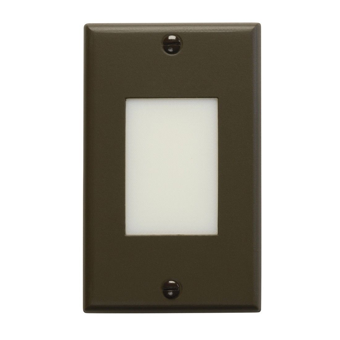 Kichler Step And Hall 4 5 Quot Led Lens Step Light In