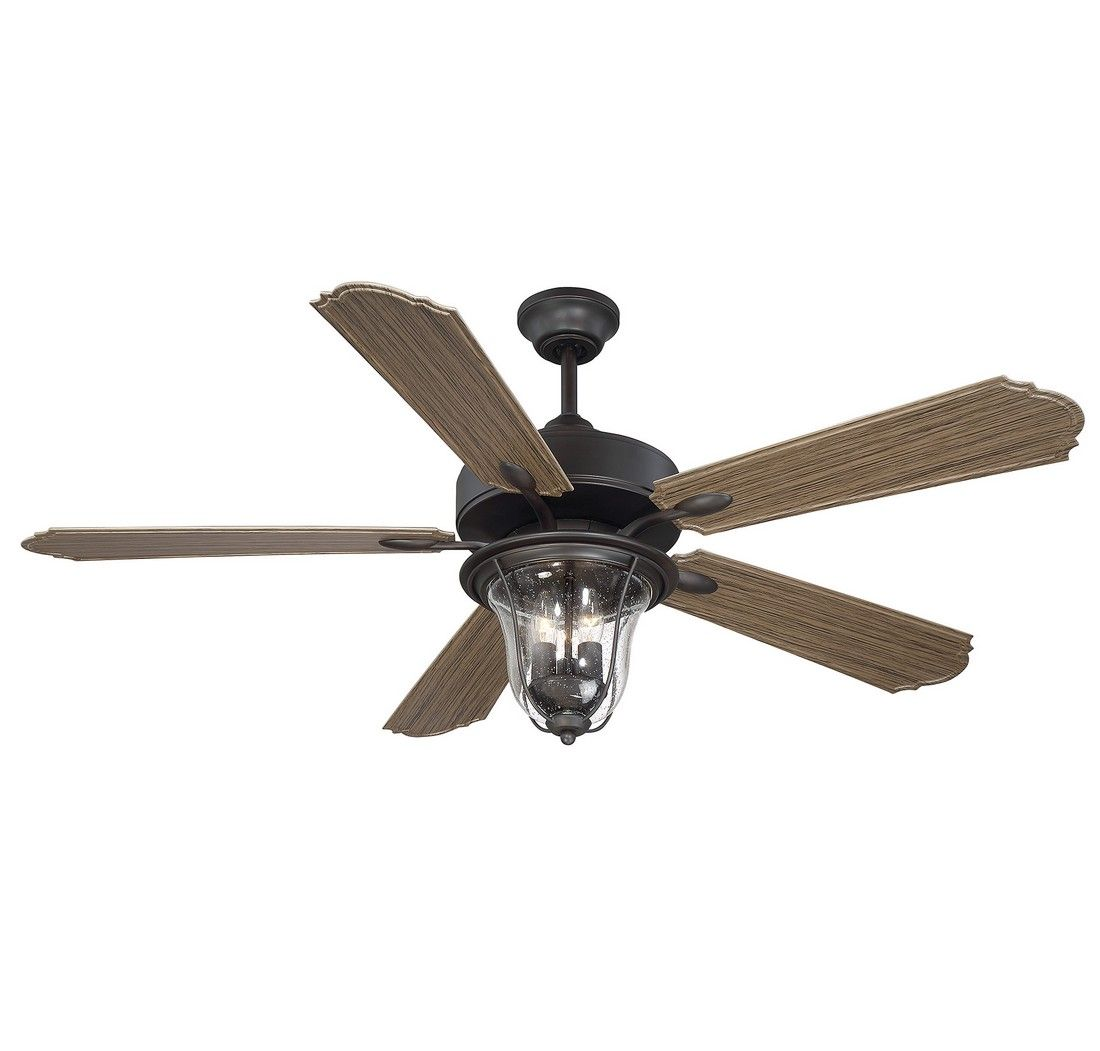 Savoy House Trudy 52 Quot 3 Light Ceiling Fan In English