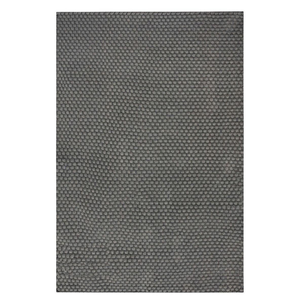 Uttermost Lydus 9 X 12 Indoor Outdoor Rug In Dark Gray