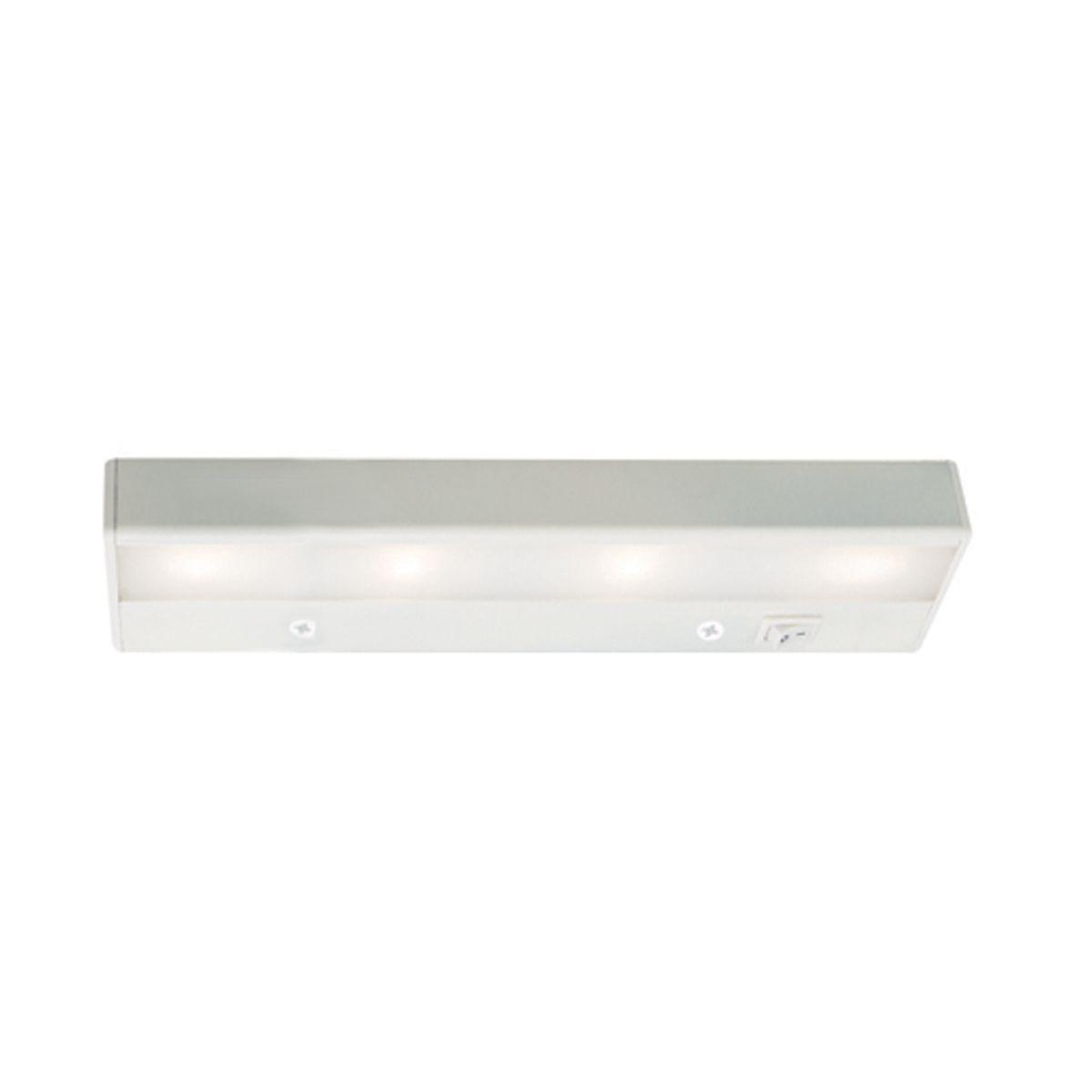 "BA-LED4-BB WAC LED 12"" 120V Light Bar 3000K Soft White Brushed Bronze"