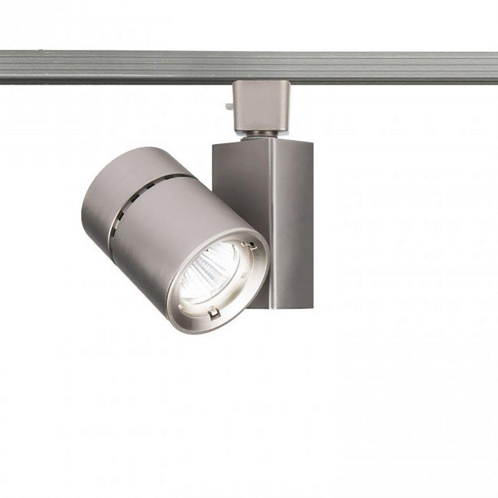 Wac Lighting 120v Led1023 Exterminator Ii 1 Light Led Energy Star Track Head In Brushed Nickel