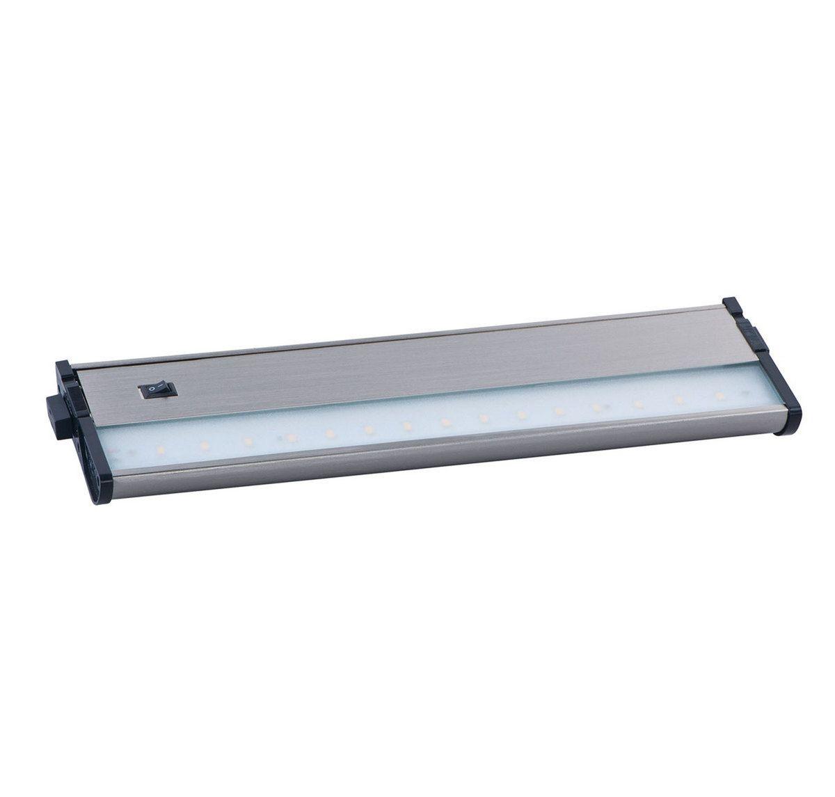 Maxim Lighting Countermax Dl 13 Led Under Cabinet In Satin Nickel