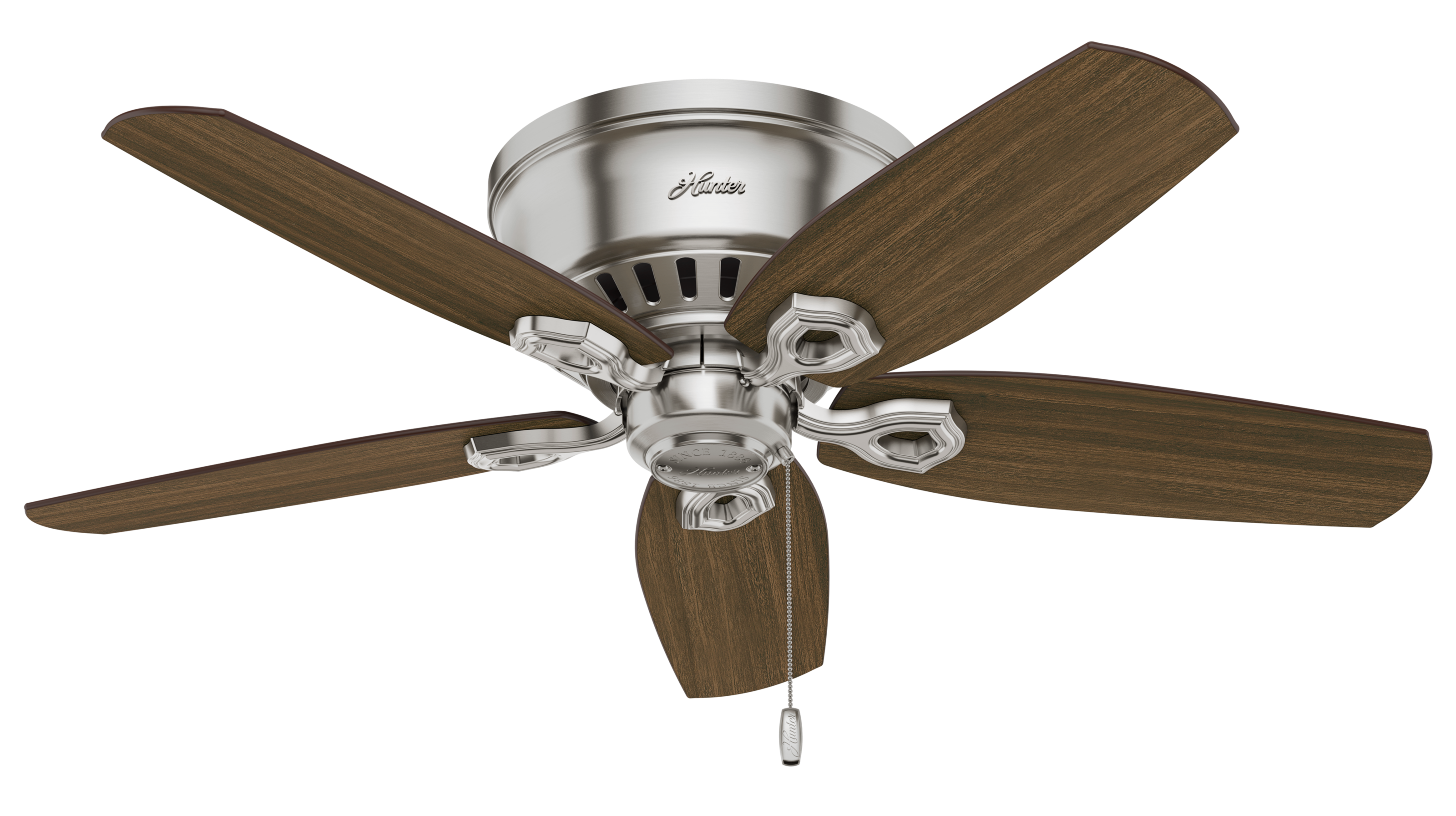 Hunter Builder Low Profile 3 Light 42 Quot Indoor Ceiling Fan