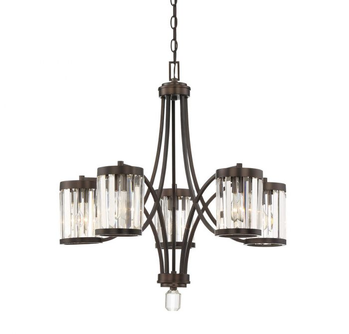 Savoy house nora 5 light chandelier in burnished bronze savoy house nora 5 light chandelier in burnished bronze transitional chandeliers chandeliers aloadofball Choice Image