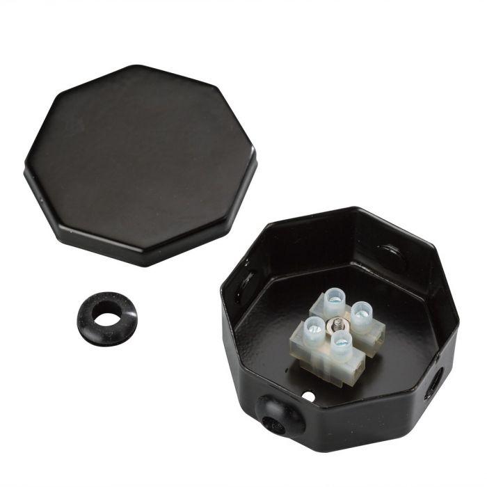 Kichler Dry Tape Splice LED Tape Light Box Assembly in Black - Tape ...