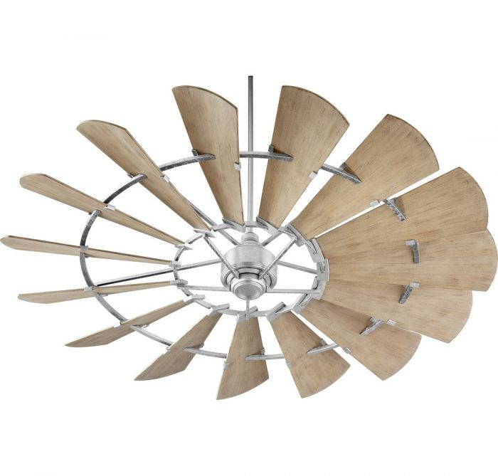 Quorum windmill 72 15 blade ceiling fan in galvanized indoor quorum windmill 72 15 blade ceiling fan in galvanized indoor ceiling fans ceiling fans aloadofball Image collections
