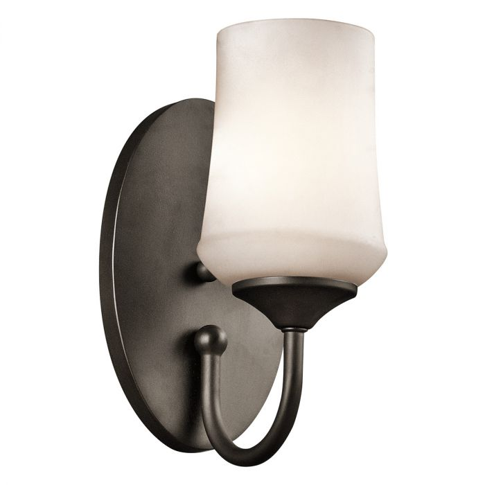 Kichler Aubrey Wall Sconce In Olde Bronze Wall Sconces Wall Lights