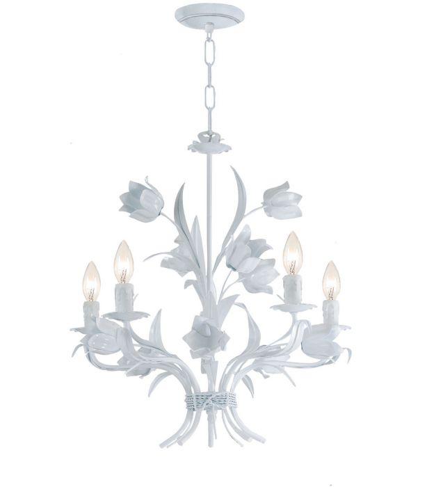 Crystorama southport 5 light mini chandelier in wet white mini crystorama southport 5 light mini chandelier in wet white mini chandeliers chandeliers aloadofball Gallery