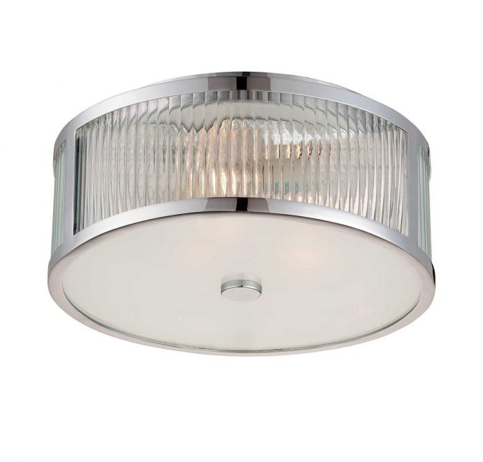 Savoy house lombard 3 light flush mount in polished chrome flush savoy house lombard 3 light flush mount in polished chrome flush mount lights ceiling lights aloadofball Image collections