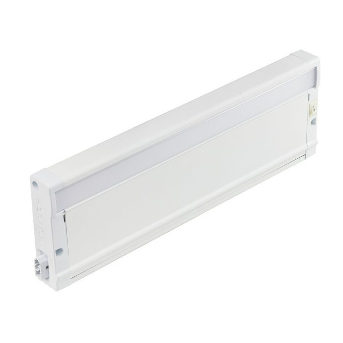 Kichler 8U Series LED 12.5  2700K Under Cabinet in Textured White - Under Cabinet Lights - Wall Lights  sc 1 st  LightsOnline.com & Kichler 8U Series LED 12.5