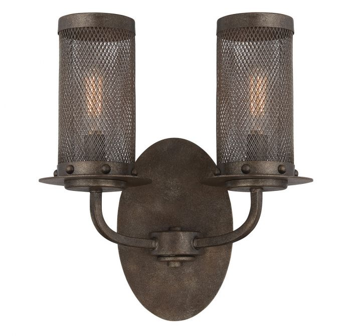 Savoy house nouvel 2 light wall sconce in galaxy bronze wall savoy house nouvel 2 light wall sconce in galaxy bronze wall sconces wall lights aloadofball Choice Image
