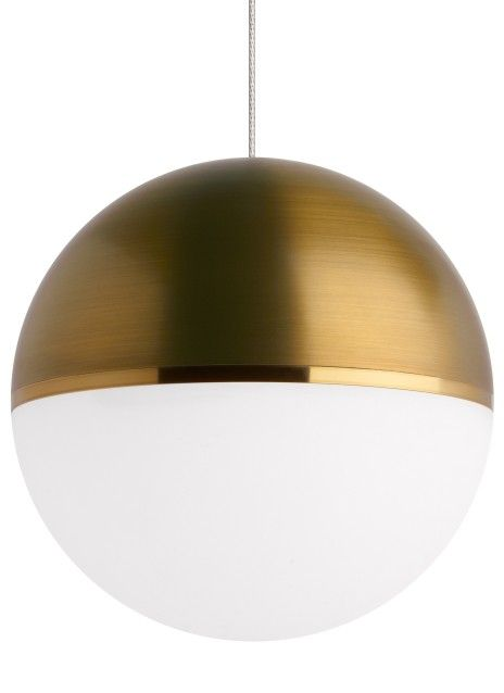Tech akova led 2700k agedbright brass monorail pendant in satin tech akova led 2700k agedbright brass monorail pendant in satin nickel mini pendants pendant lights ceiling lights aloadofball Image collections