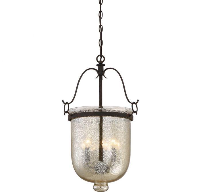 Quoizel burgess 3 light cage chandelier in rustic black quoizel burgess 3 light cage chandelier in rustic black traditional chandeliers chandeliers aloadofball Gallery