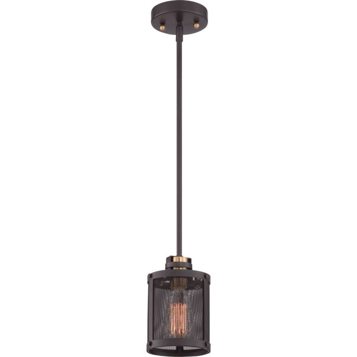 Quoizel union station 1 light mini pendant in western bronze mini quoizel union station 1 light mini pendant in western bronze mini pendants pendant lights ceiling lights aloadofball Image collections