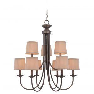 jeremiah lighting spencer 5 light up chandelier in chrome