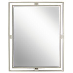 Kichler Hendrik Mirror in Brushed Nickel