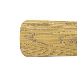 """Quorum Fan Accessories 52"""" Outdoor Fan Blades in Medium Oak (Set of 5)"""