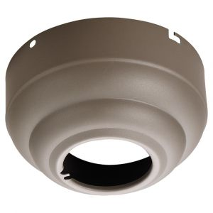 "Monte Carlo 5.25"" Slope Ceiling Fan Adapter in Titanium"