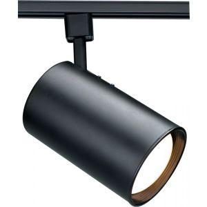 Nuvo Lighting Black R20 Straight Cyl in Black