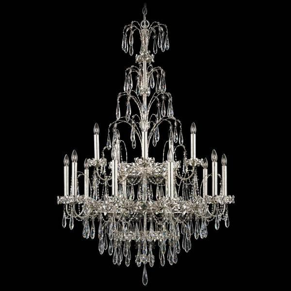 Schonbek Ekaterina 15-Light Crystal Chandelier