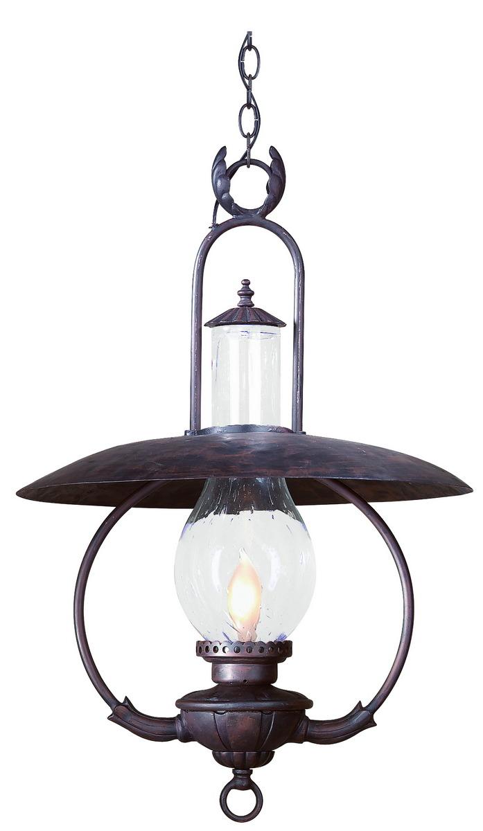Troy Lighting La Grange 1 Light Hanging Lantern