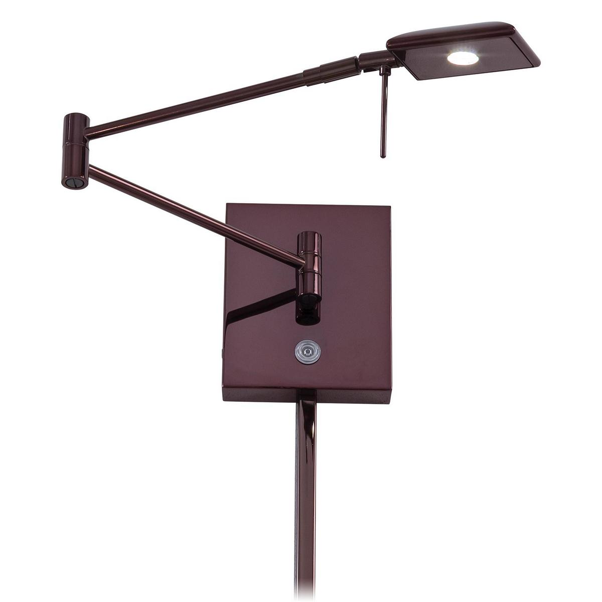 Wall Lamps Swing Arm : Swing Arm Wall Lamp - USA