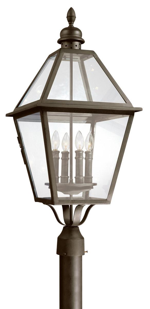 Troy Lighting Townsend 4 Light Post Lantern