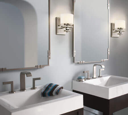 Bathroom sconces - LightsOnline.com