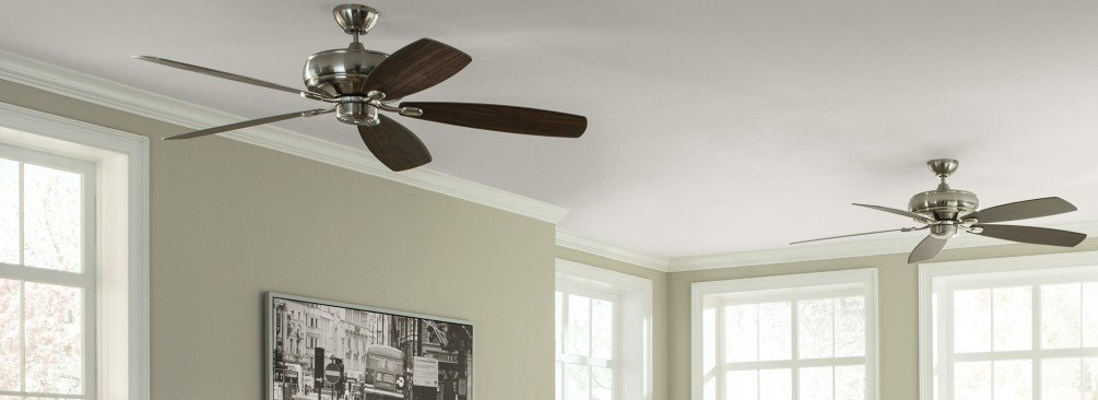 Ceiling fan buying guide - LightsOnline.com