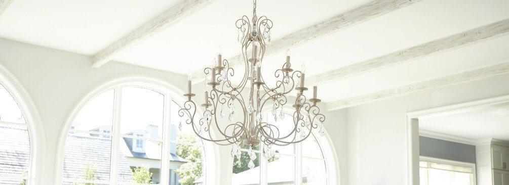 Chandelier lighting 101 - LightsOnline.com