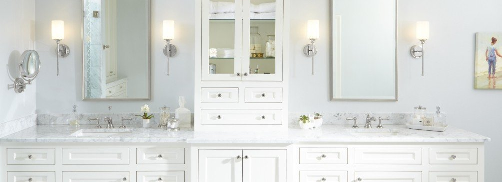 How to light a bathroom - Lights Online