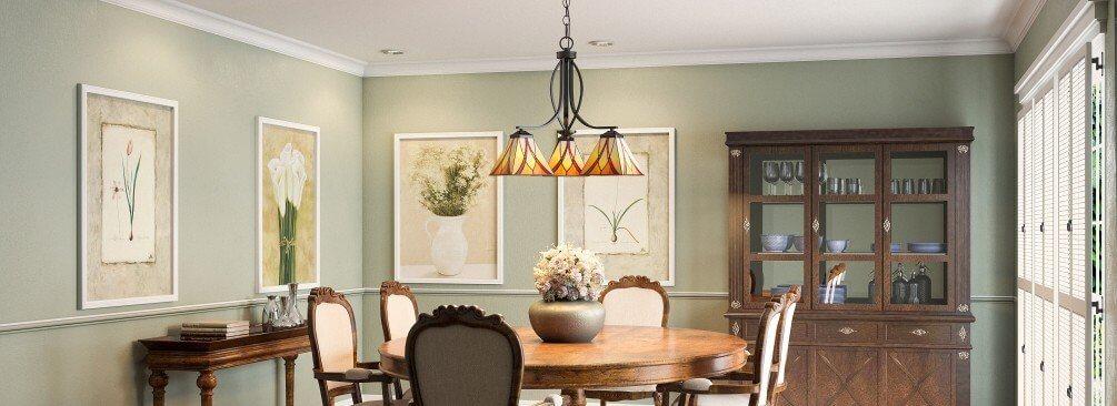 Tiffany Dining Room Lighting   Lights Online