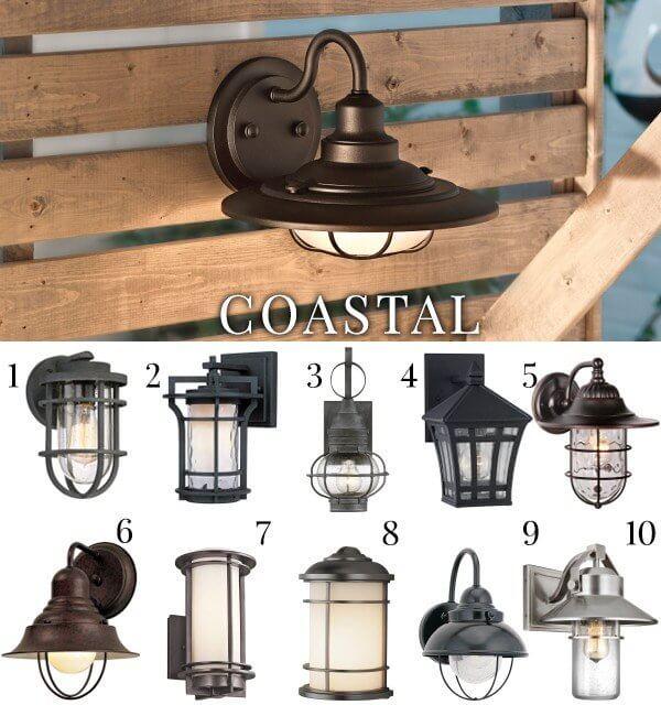 Coastal Outdoor Lighting Cool 60 Outdoor Lighting Styles And Ideas