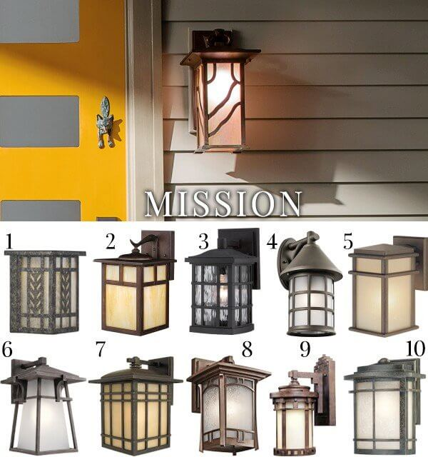 5 Outdoor Lighting Styles And Ideas