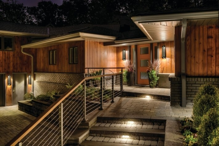 Outdoor lighting for fall - LightsOnline.com