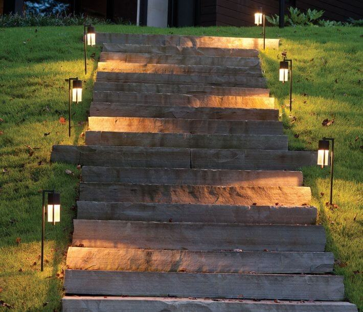 Path lights - Outdoor lighting for fall - LightsOnline.com