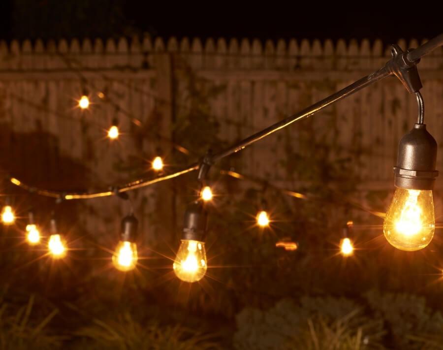 String lights - Halloween lighting ideas - LightsOnline.com