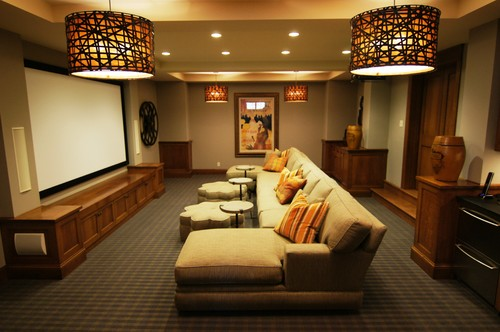 The Perfect Lighting For Watching Tv And Movies