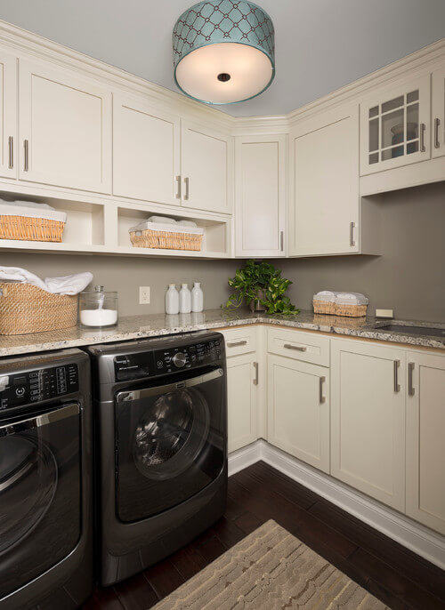 Laundry Room Lighting Ideas