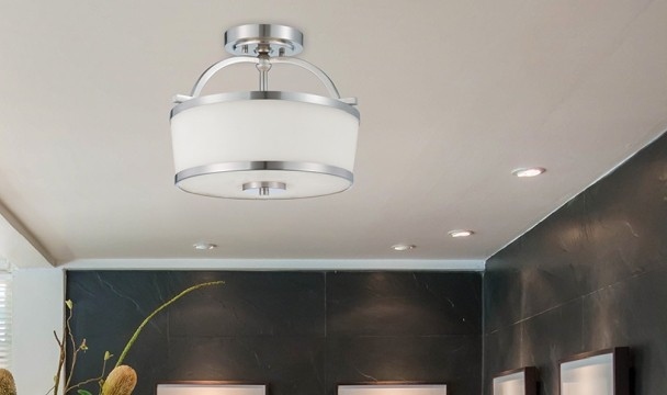 2-day delivery ceiling lights - LightsOnline.com