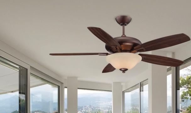 2-day delivery ceiling fans - LightsOnline.com
