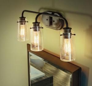 3-light bath bars - LightsOnline.com