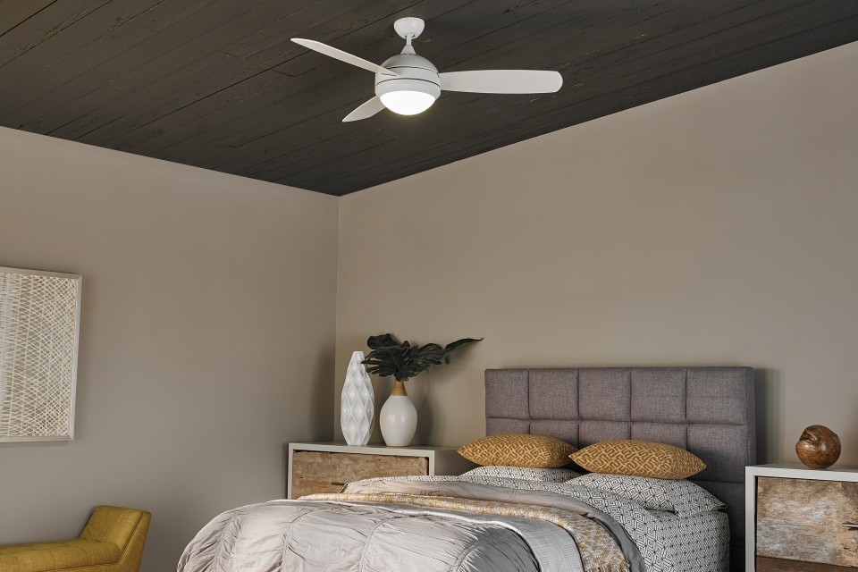 Fans for the bedroom - LightsOnline.com