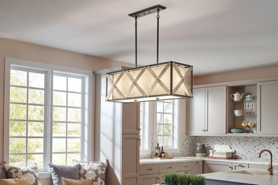 Rustic chandeliers - LightsOnline.com