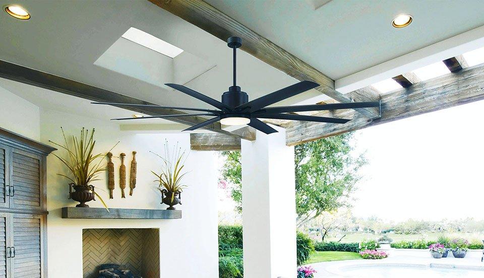 Outdoor ceiling fans - LightsOnline.com