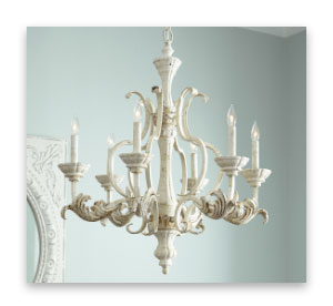 French Country - Trends - LightsOnline.com