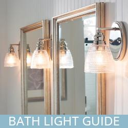 Bath Light Guide