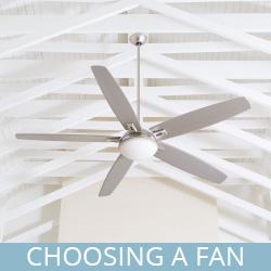 Choosing a Fan