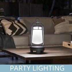 Party Lighting Ideas