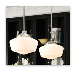 Schoolhouse Lighting - Trends - LightsOnline.com